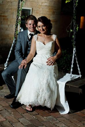 Andrew and Melissa's Menangle and Camden Wedding