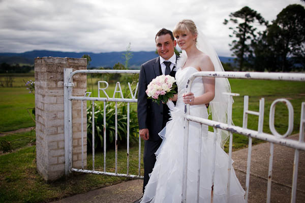 Brendan and Caitlins Ravensthorpe Wedding