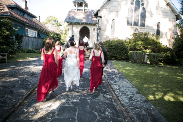 Ed and Jess' Miramare Gardens Wedding
