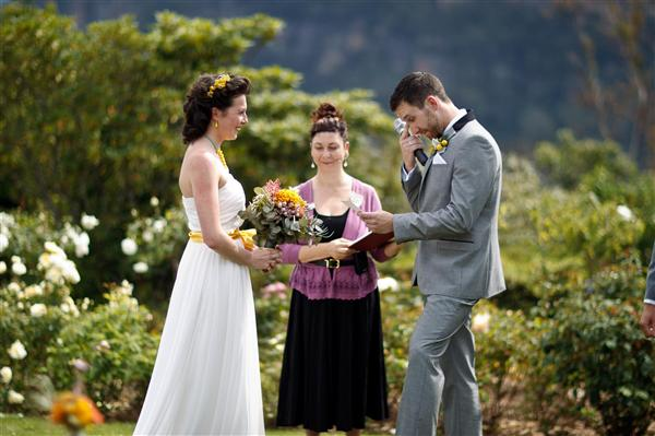 Scott and Bea's Leura Blue Mountains Wedding